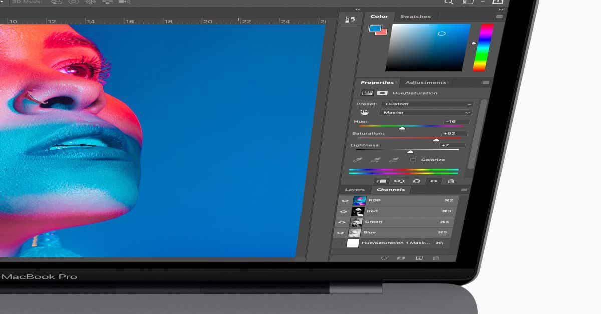 Adobe подробно описывает переход своих приложений на Apple Silicon, подчеркивает преимущества в производительности.