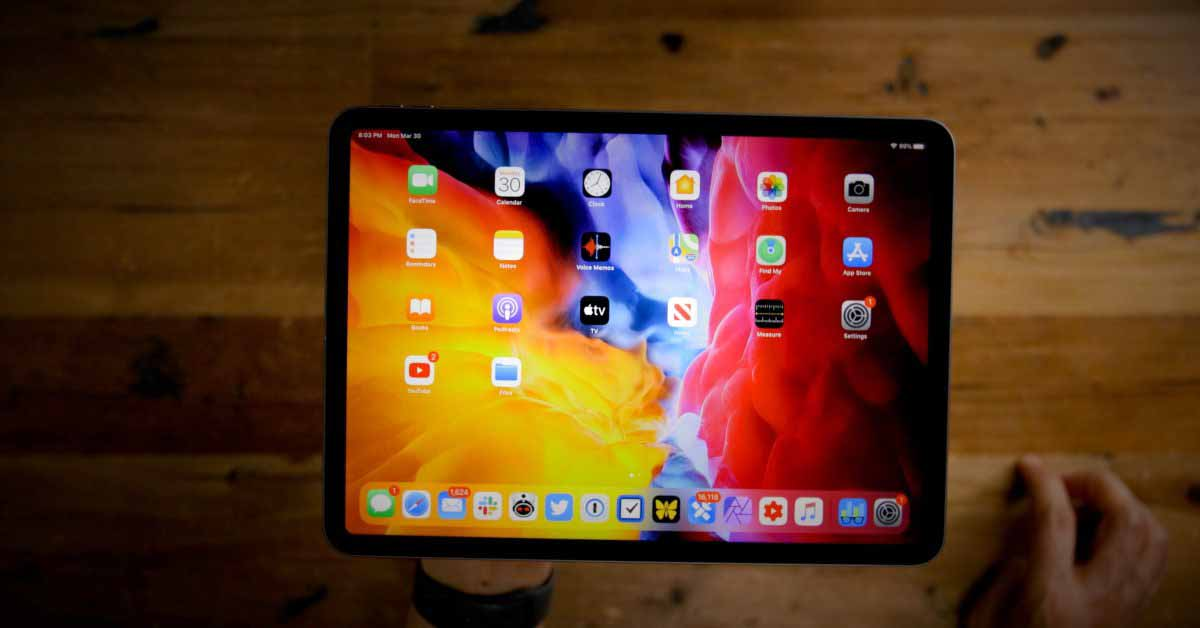 Bloomberg: новый iPad Pro с поддержкой Thunderbolt появится «уже в апреле»