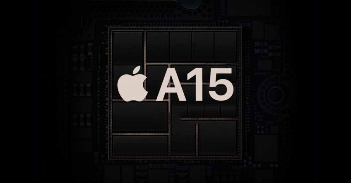 Чип Apple A15 для iPhone 13, как сообщается, начнет производство в мае, 4-нм чипы - в 2022 году