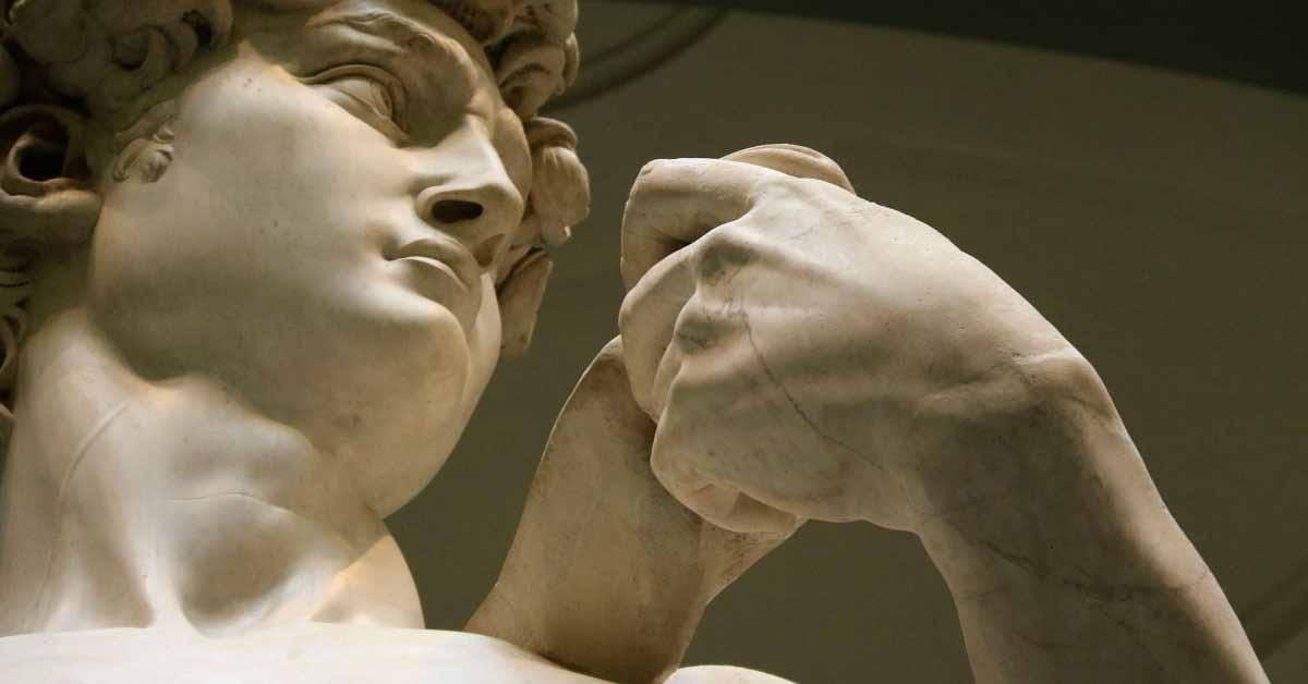 Эпик заявляет, что изображение Давида против Голиафа - нонсенс