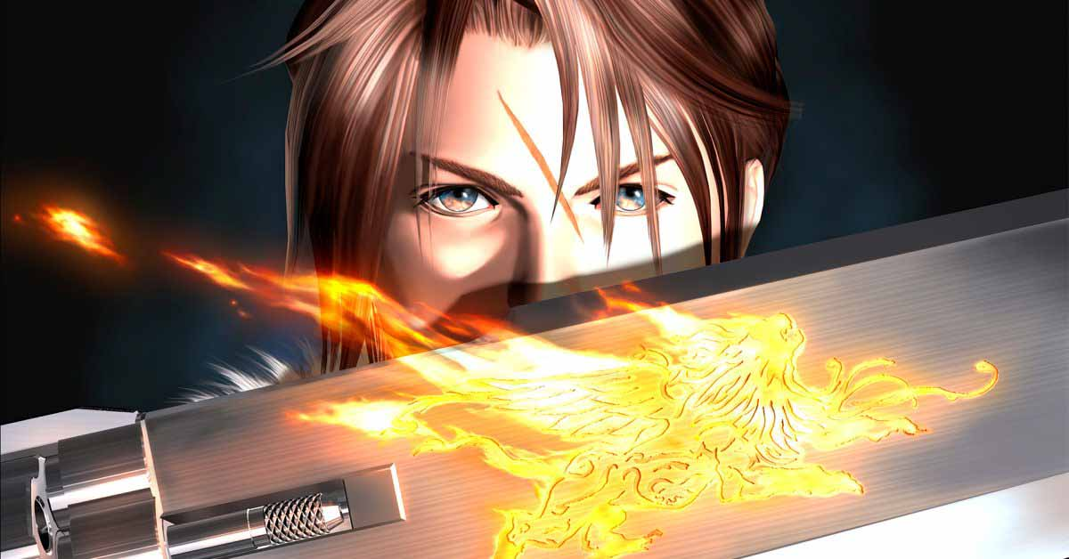 Final Fantasy VIII Remastered выходит для iPhone и iPad