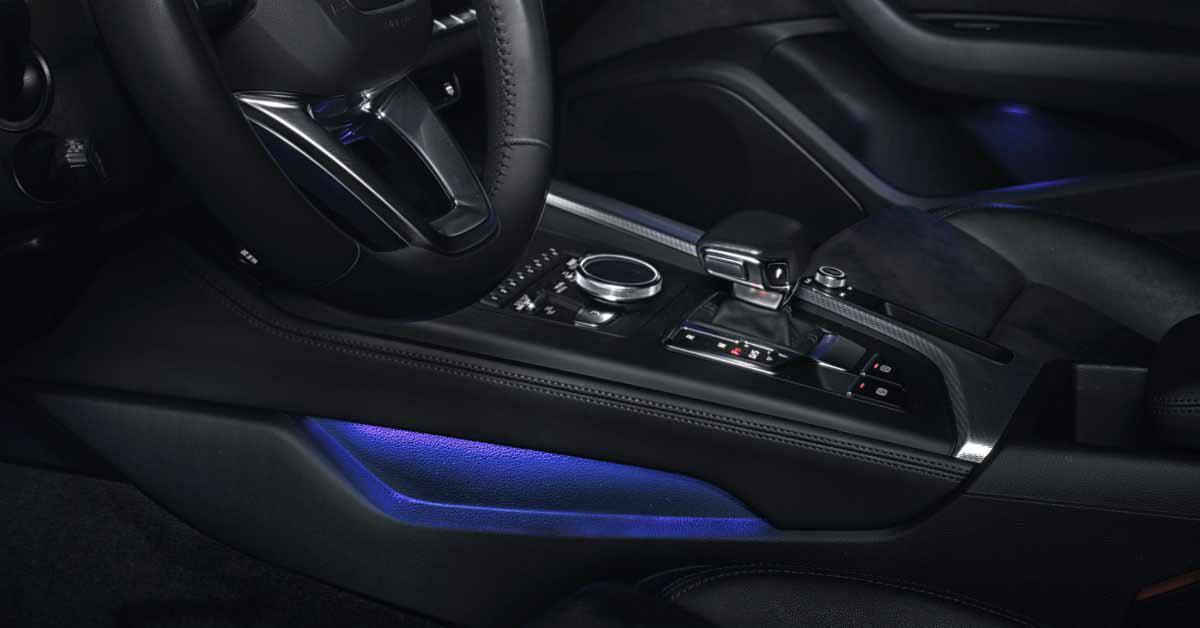 Интеллектуальное автомобильное освещение, представленное Apple в новом патенте