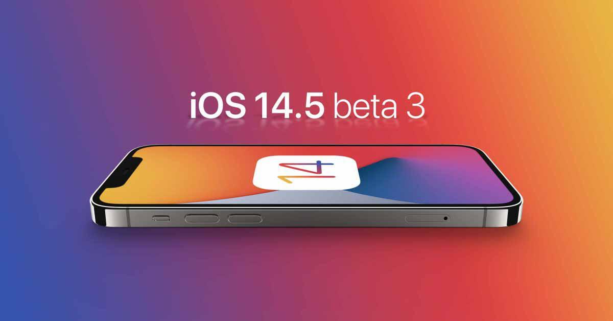iOS 14.5 beta 3 теперь доступна разработчикам с изменениями в музыкальном приложении и многим другим.
