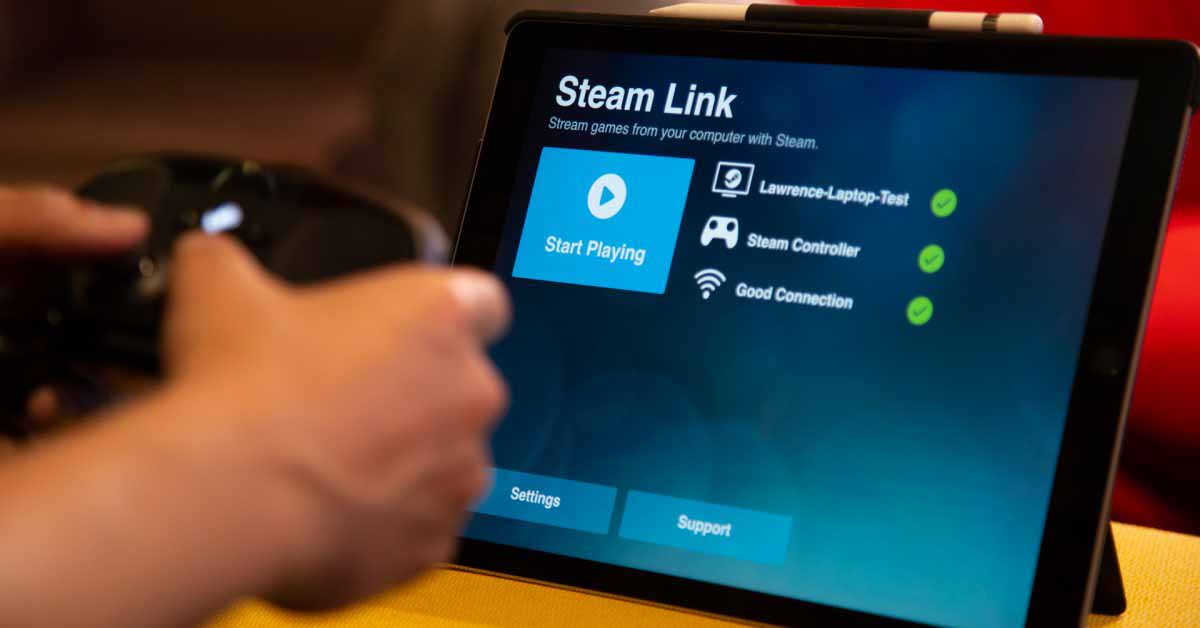 Клиент Steam Link теперь доступен в Mac App Store для пользователей macOS