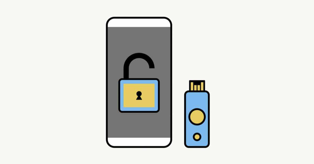 Ключ безопасности теперь поддерживается в приложении Facebook для iPhone