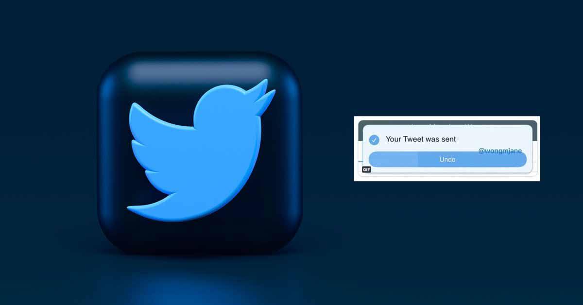 Кнопка редактирования Twitter все еще не работает, но, возможно, ее можно отменить