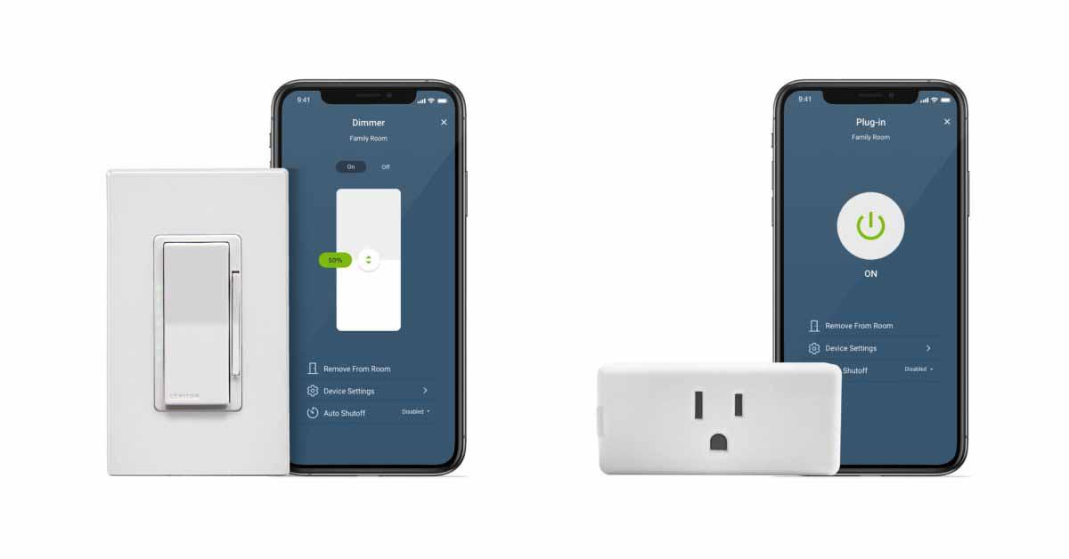 Leviton расширяет линейку HomeKit новыми переключателями и диммерами без концентратора