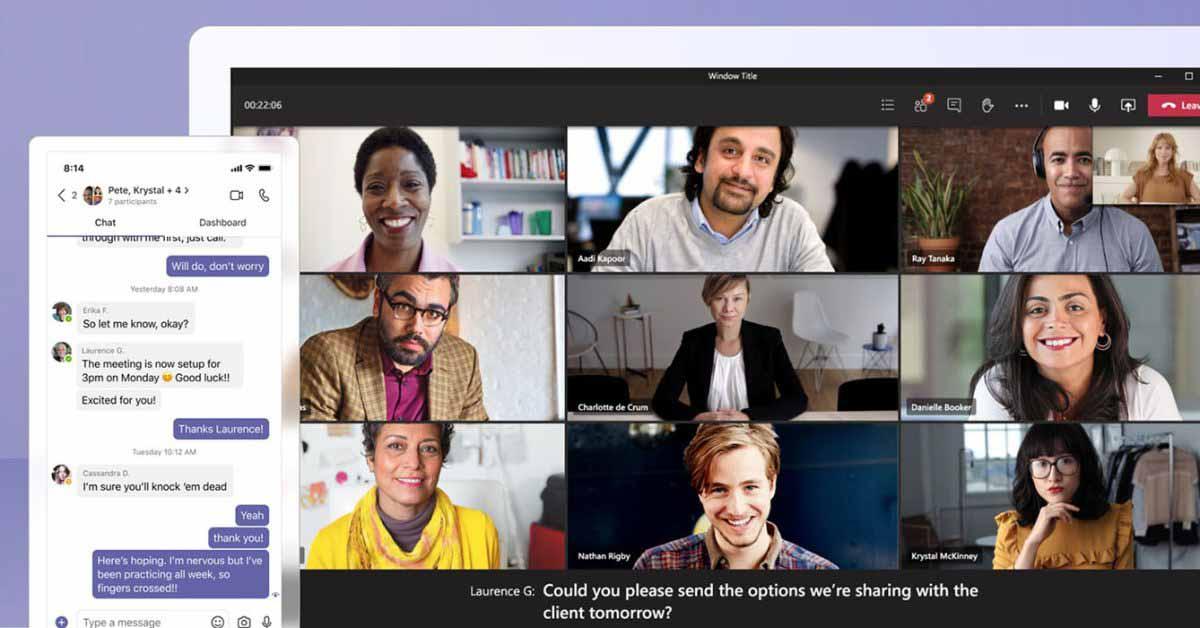 Обещаны улучшения производительности Microsoft Teams Mac