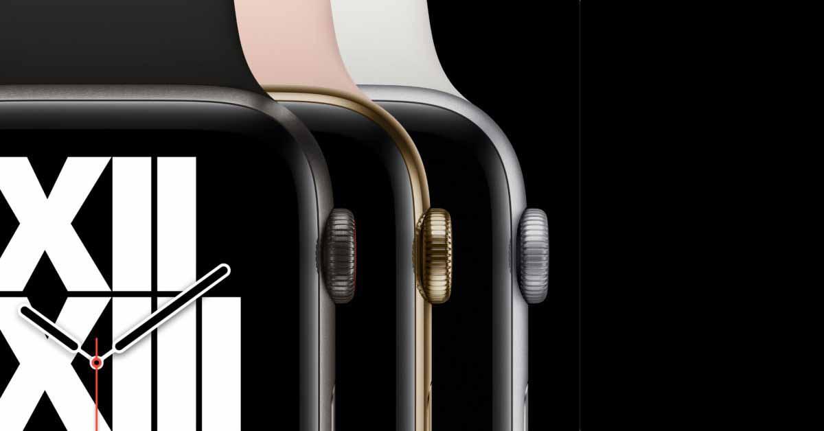 Обновление безопасности watchOS 7.3.2 с исправлением WebKit для Apple Watch