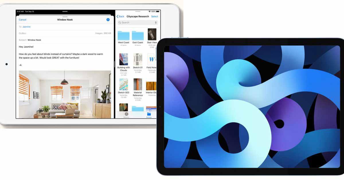 Отчеты об iPad mini 2021 года выглядят схематично