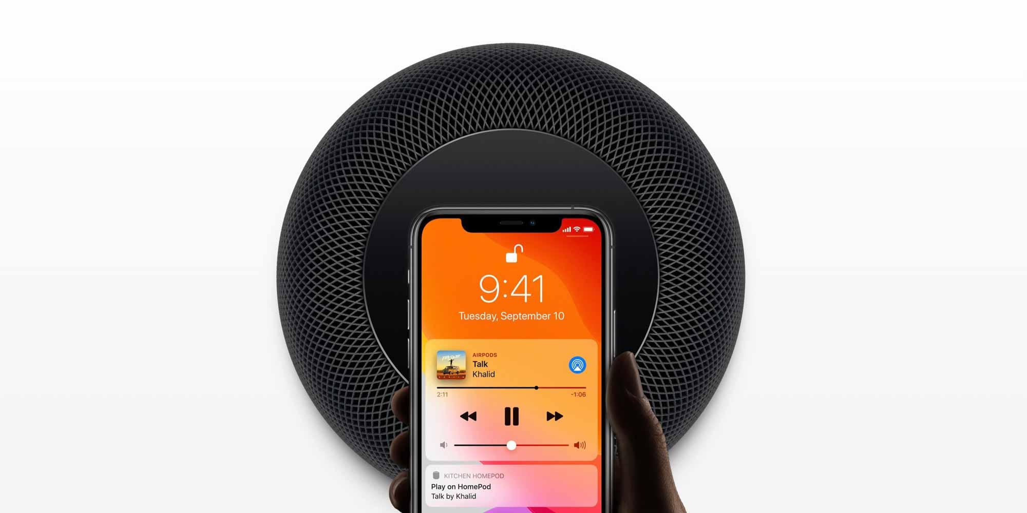 Динамик Apple HomePod