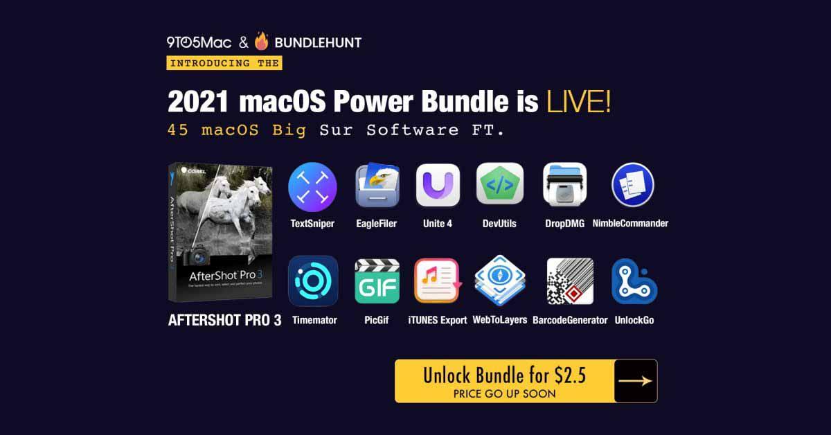 Распродажа 9to5Mac BundleHunt включает более 45 лучших приложений для Mac от 1 доллара