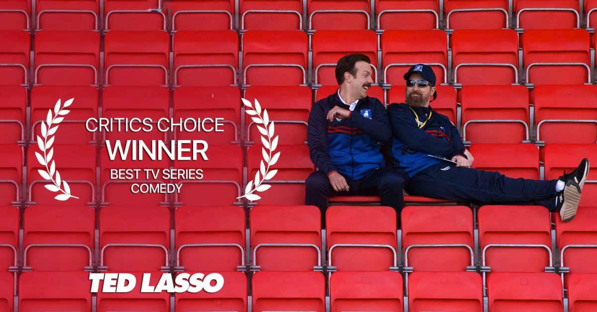 Тед Лассо получил три награды Critics Choice TV