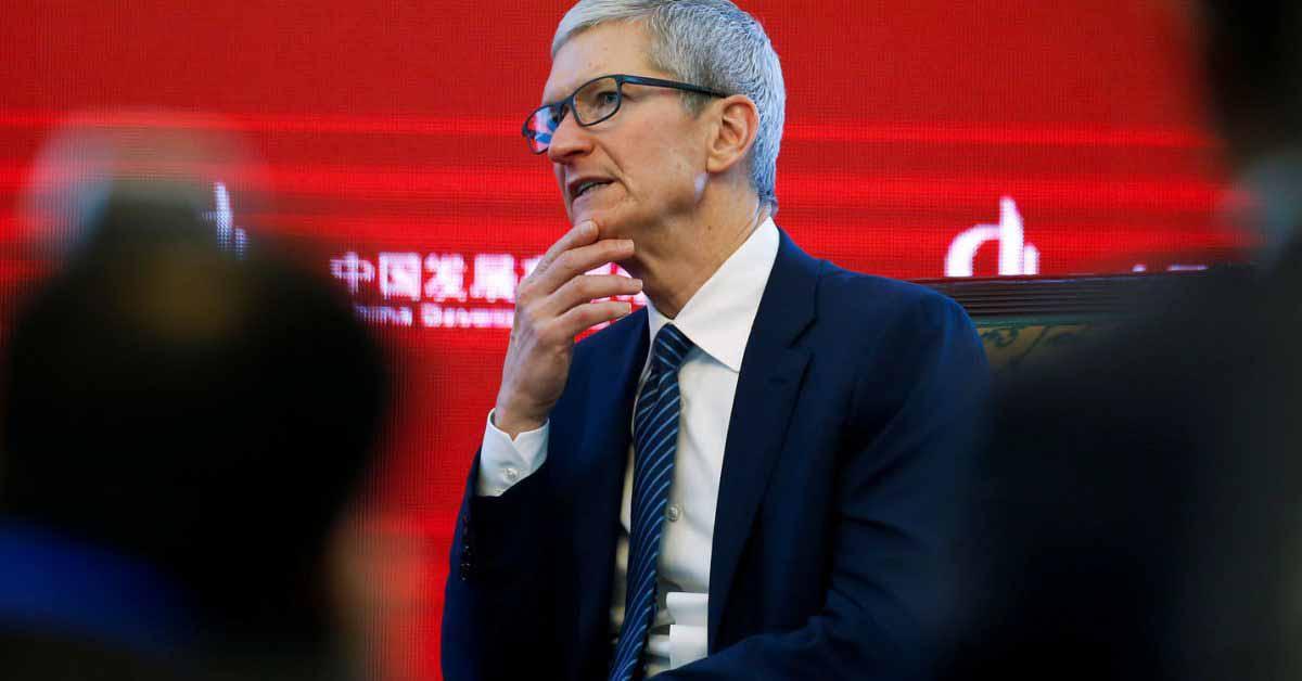 Тим Кук примет участие в Китайском форуме развития 2021 года в условиях продолжающейся напряженности