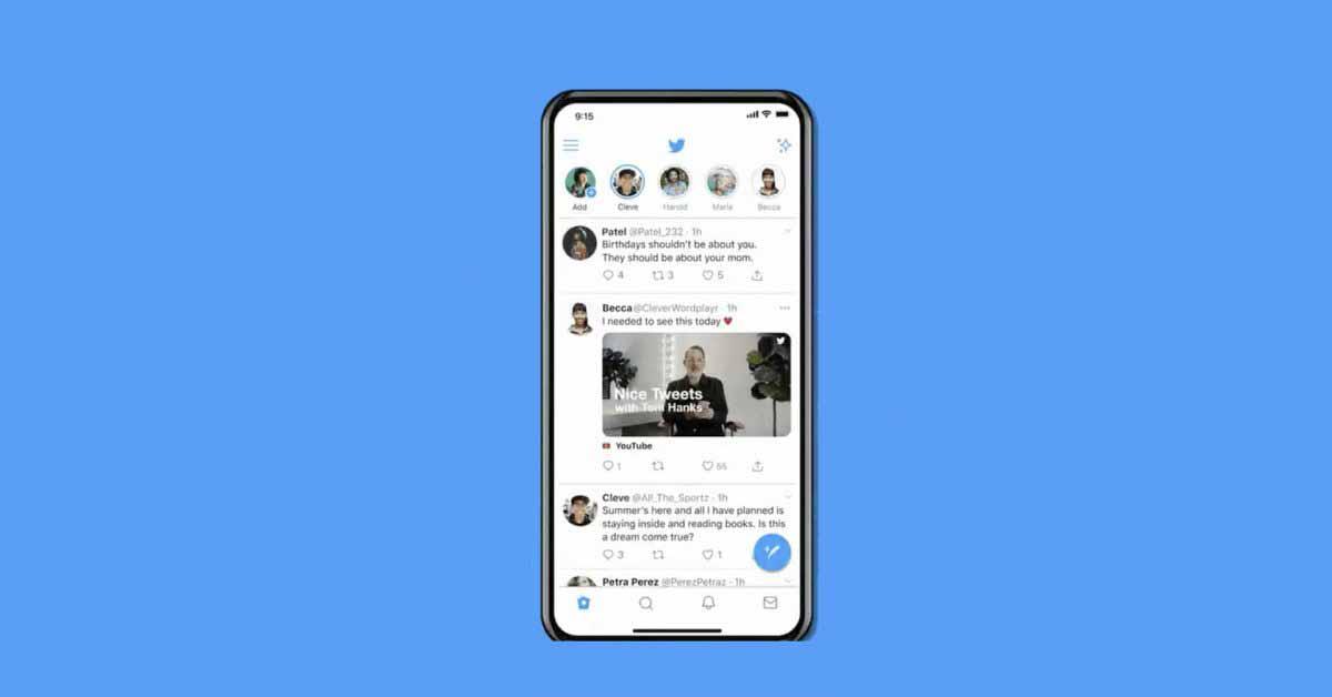 Twitter для iOS начинает тестирование поддержки просмотра видео YouTube в приложении