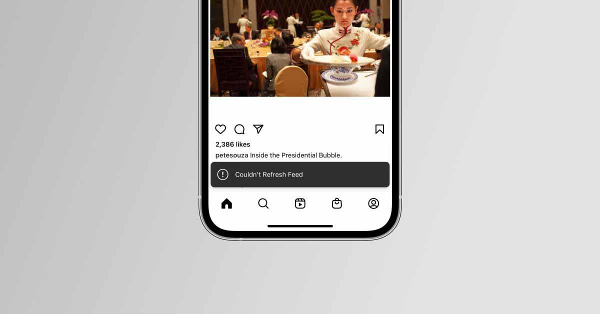 [Update: Back up] Дело не только в вас: Instagram, WhatsApp и другие приложения Facebook не работают