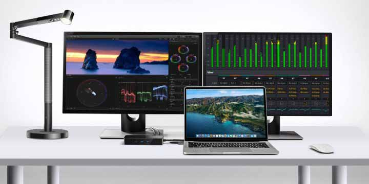iVANKY MacBook Док-станция