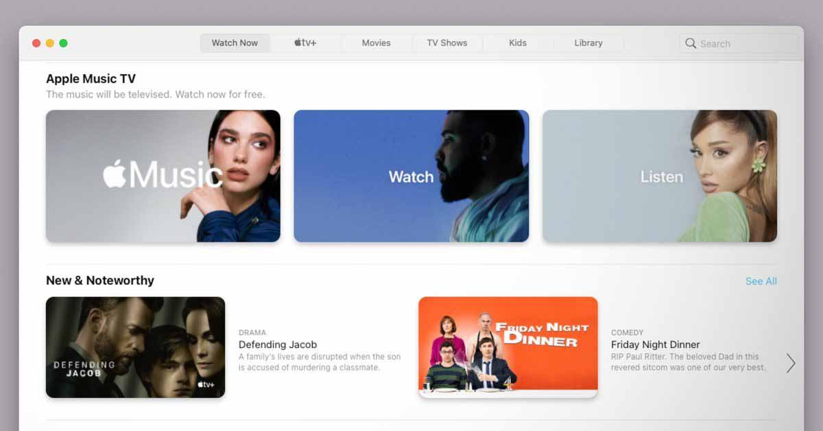 Apple открывает свой 24-часовой музыкальный видеоканал в Великобритании и Канаде
