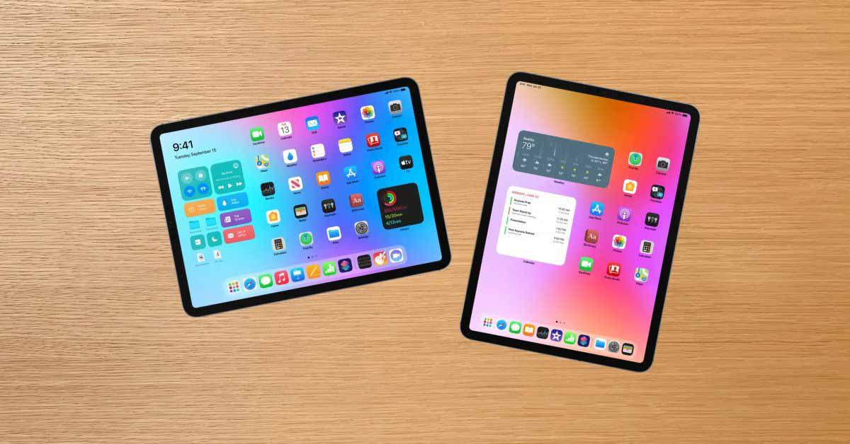 Bloomberg: iOS 15 будет иметь обновленный домашний экран iPad и новые параметры уведомлений