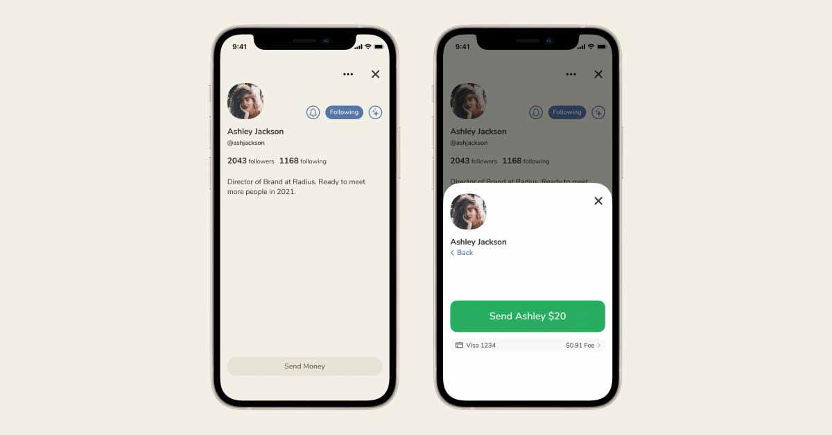Clubhouse представляет новую функцию отправки денег создателям
