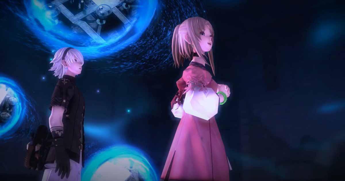 Final Fantasy на Apple Arcade в новой фантастической игре