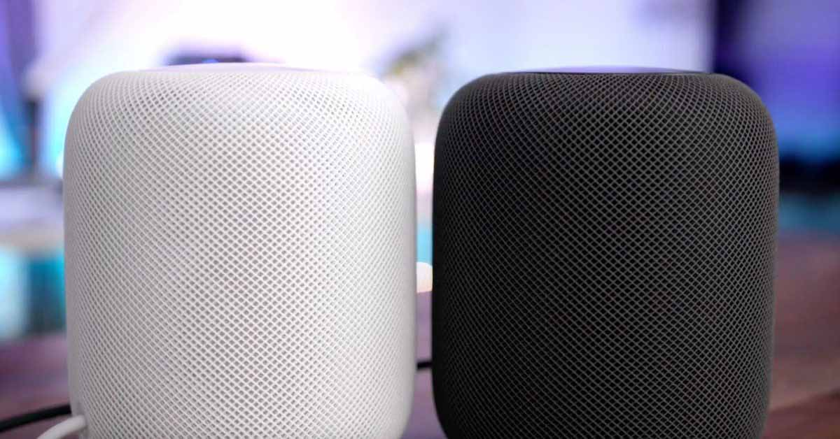 HomePod все еще доступен почти через месяц после снятия с производства