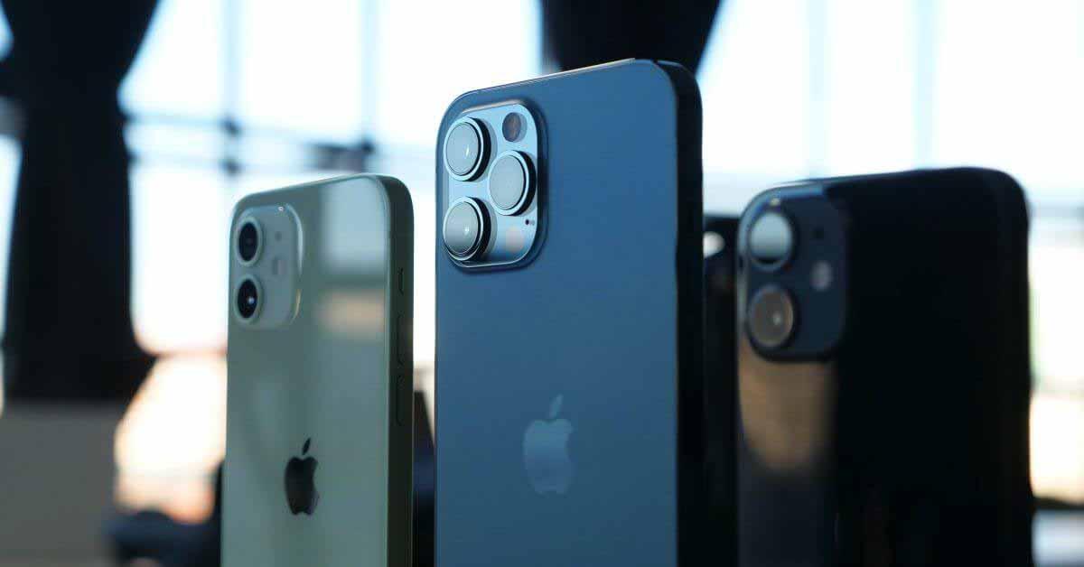 Исключительные продажи iPhone отражены в глобальном отчете о смартфонах