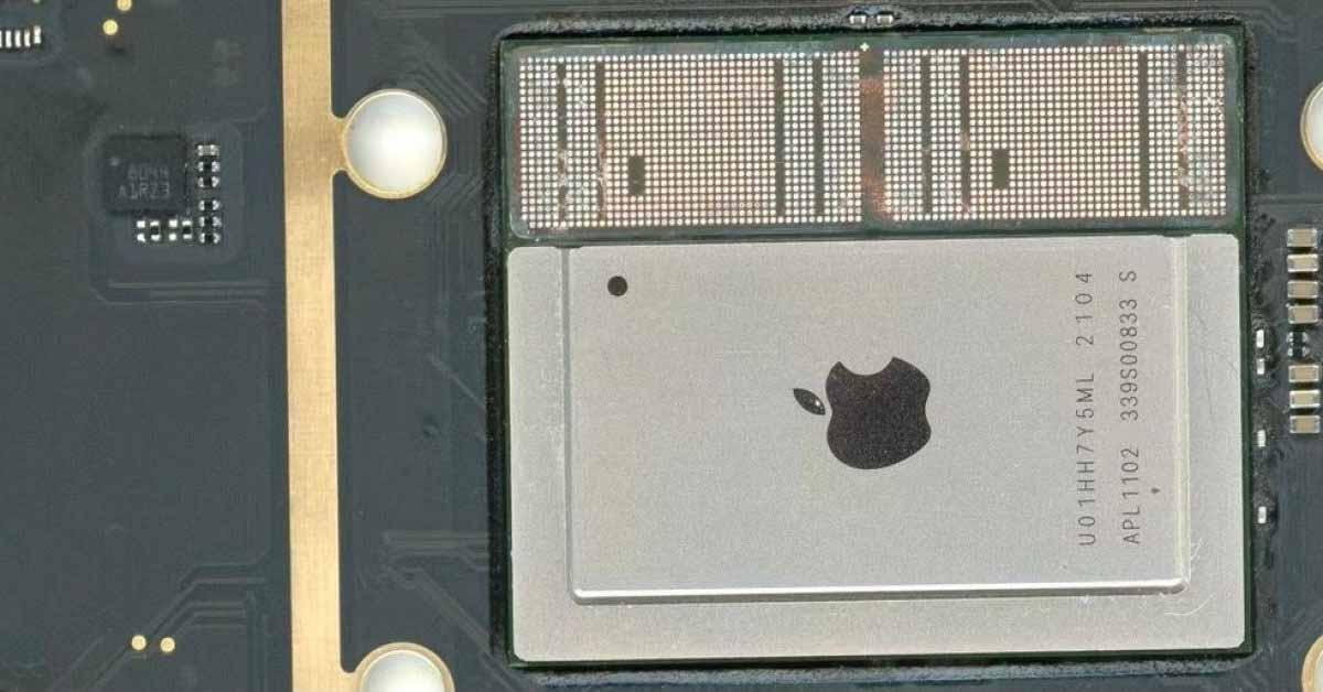 M1 Mac RAM и хранилище можно обновить после покупки, но это непросто