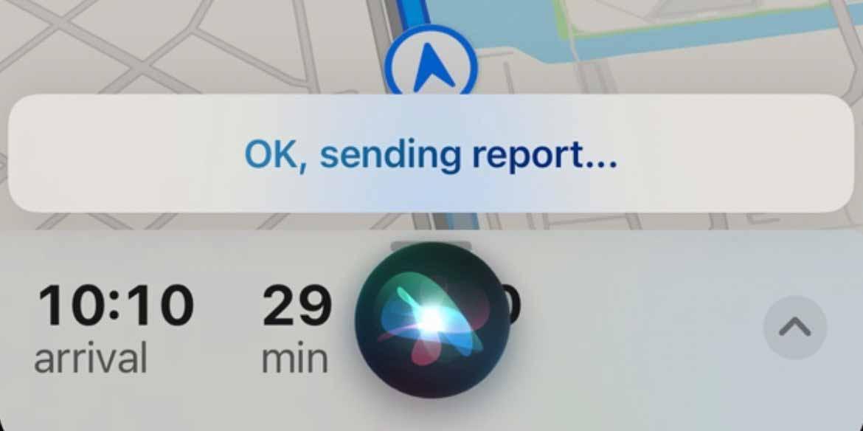 Как сообщать о происшествиях в Apple Maps и подробнее - прохождение 2