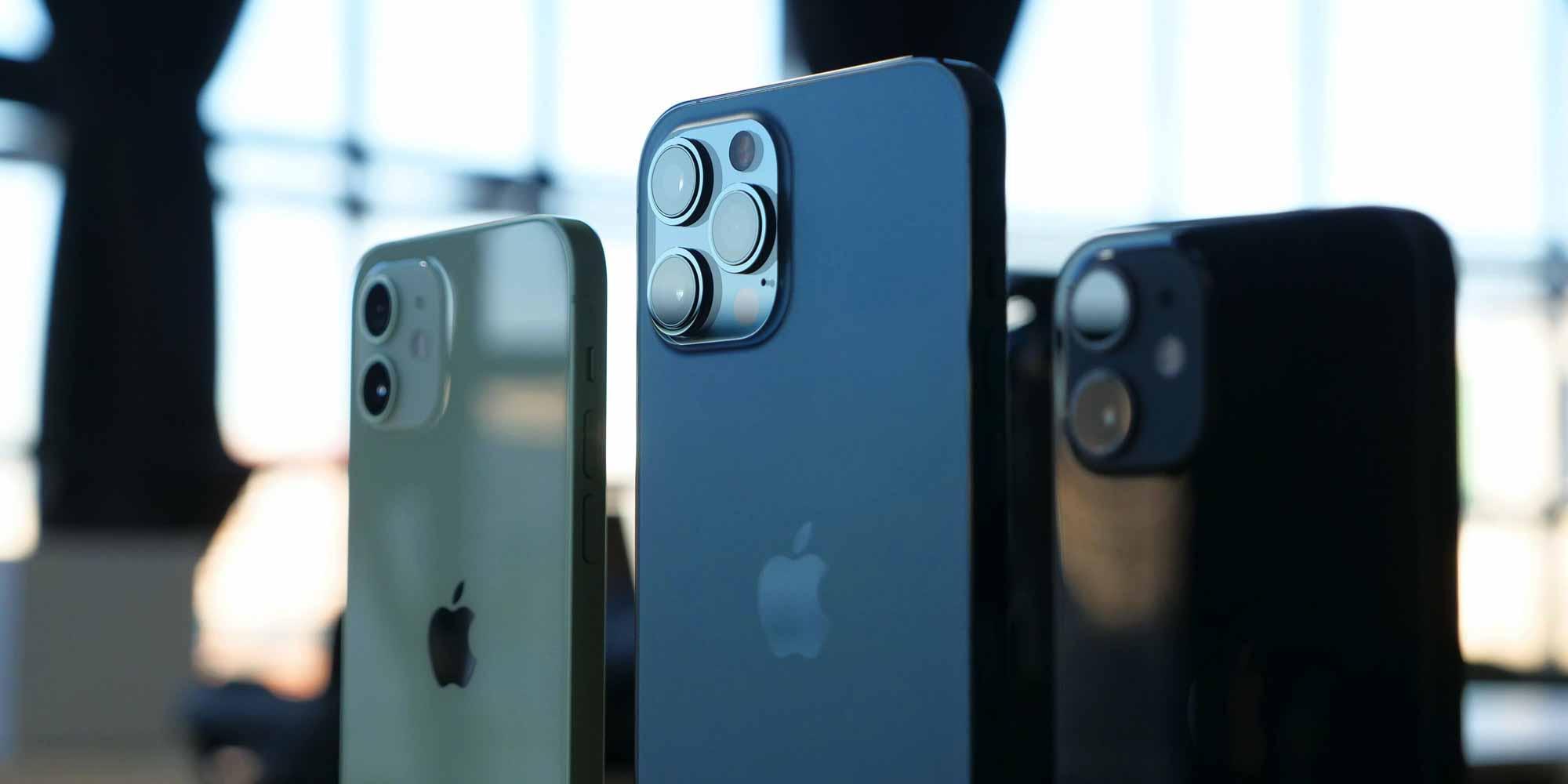 Потребление iPhone 12 останется высоким