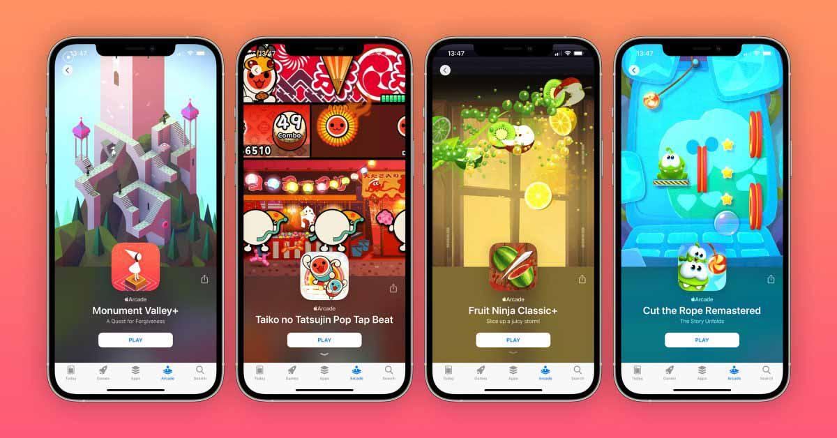 Опрос: улучшилось ли ваше мнение об Apple Arcade с появлением классических игр для iOS?