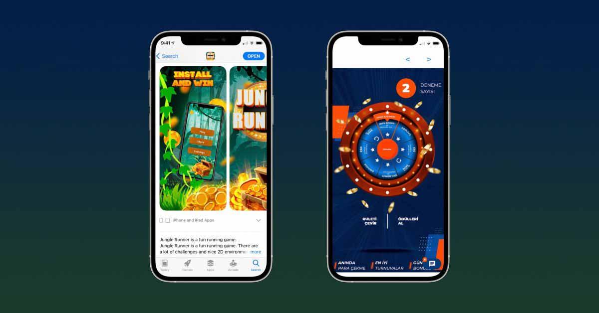 Последняя разоблаченная афера в App Store - детская игра со скрытым онлайн-казино