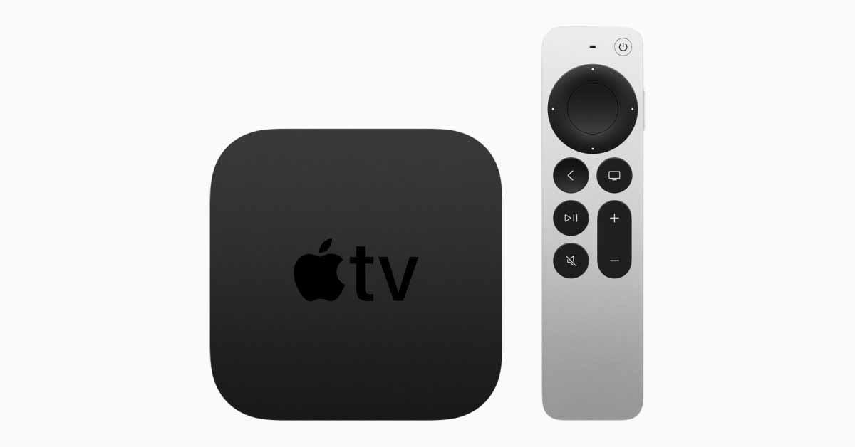 Производство Apple TV 4K прекращено, Apple TV 4-го поколения по-прежнему доступен с новым пультом Siri Remote