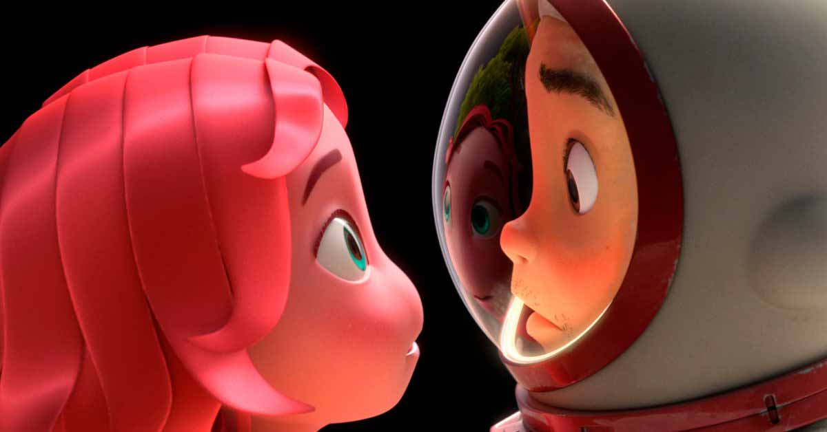 «Румянец» - новый короткометражный анимационный фильм, который выйдет на Apple TV +