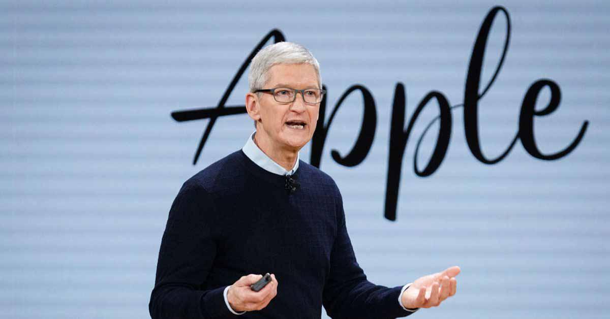 Тим Кук: Epic хочет превратить App Store в «барахолку»