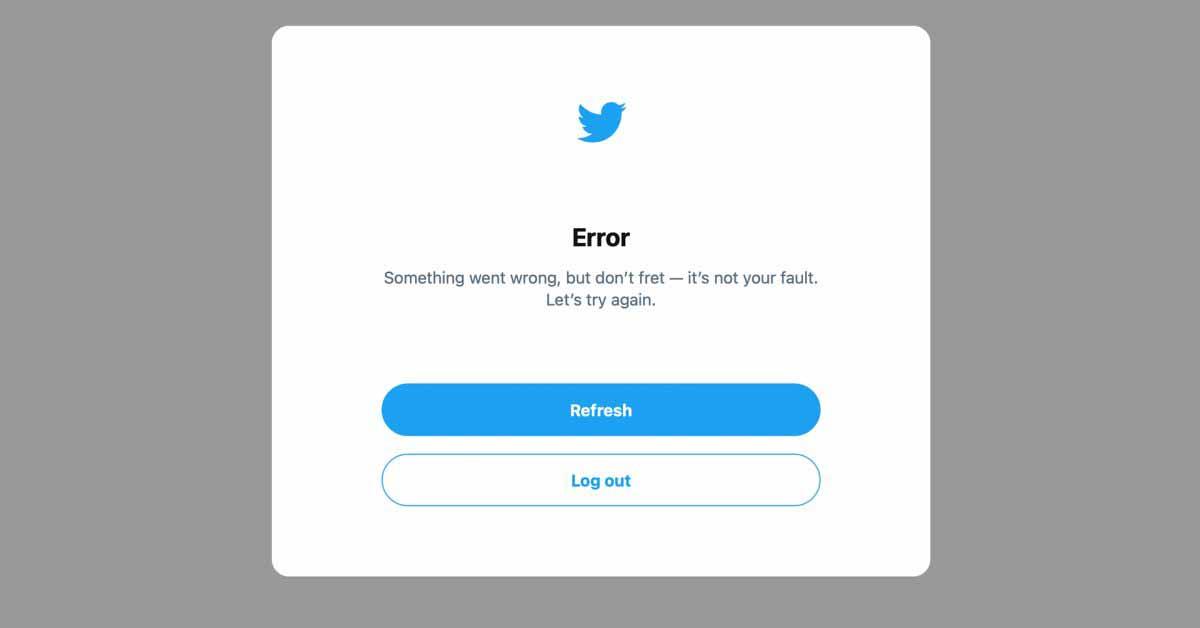 Твиттеру грозит второе частичное отключение за 24 часа