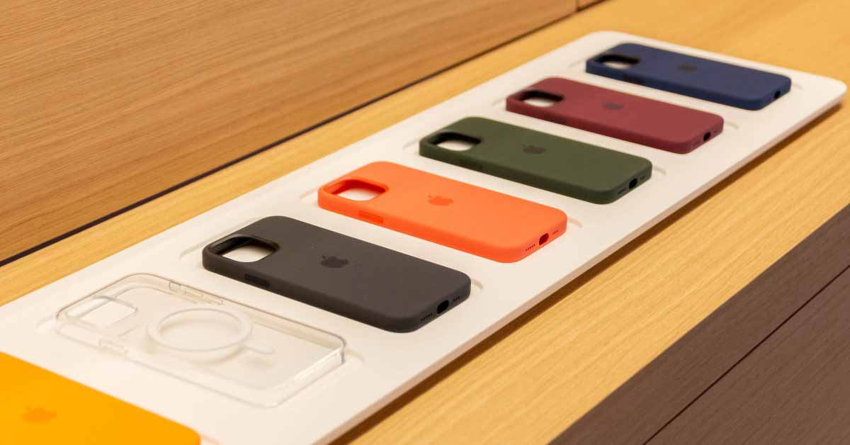 Весеннее обновление аксессуаров Apple ожидается в ближайшее время, поскольку предполагаемые новые цвета корпуса MagSafe просочились