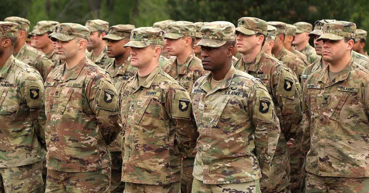 Военные передвижения США раскрыты на основе данных приложений для смартфонов