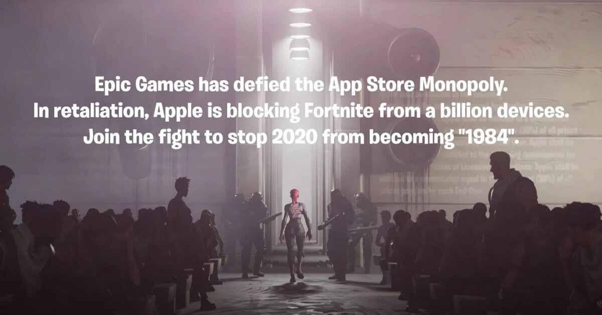 Apple и Epic когда-то планировали пакет подписки, объединяющий Fortnite Crew, Apple Music и Apple TV +.