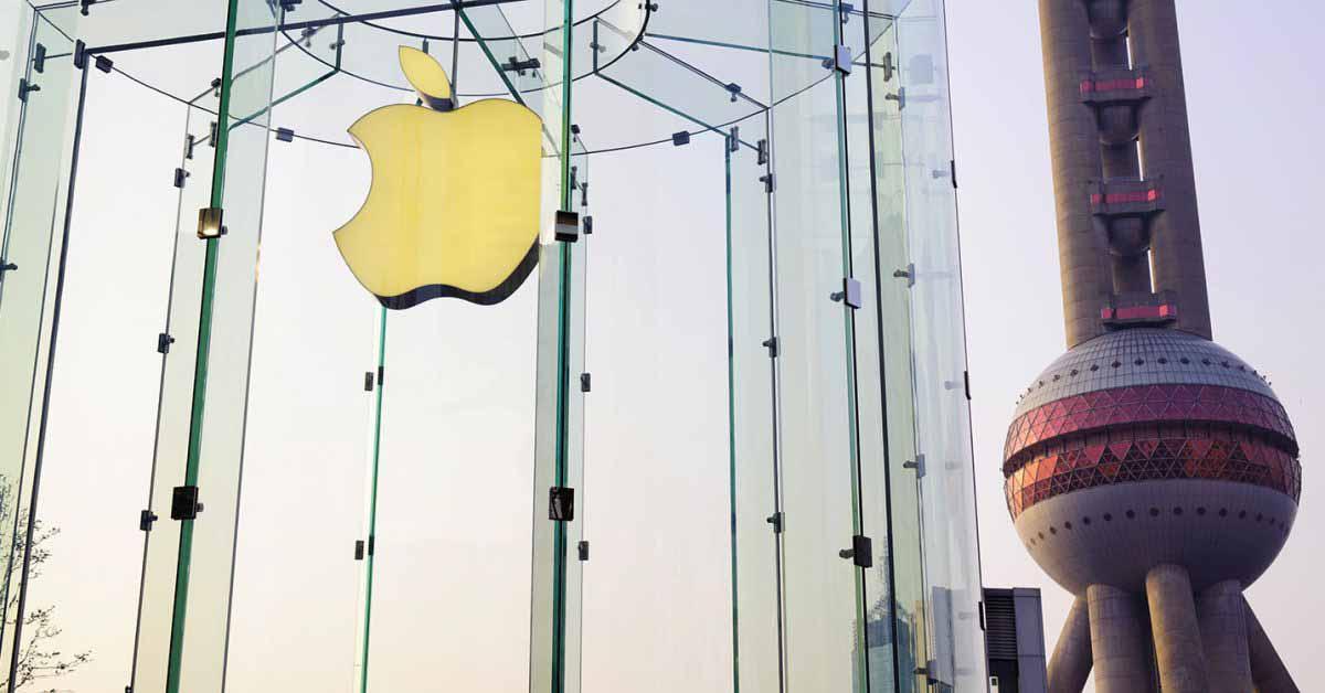 Apple опровергает новый отчет, в котором утверждается, что она поставила под угрозу безопасность iCloud, чтобы успокоить регуляторов Китая