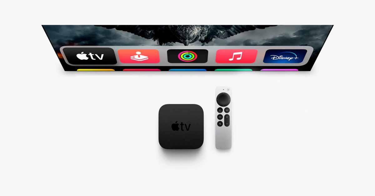 Apple разводит RC-версии tvOS 14.6 и HomePod 14.6 для разработчиков