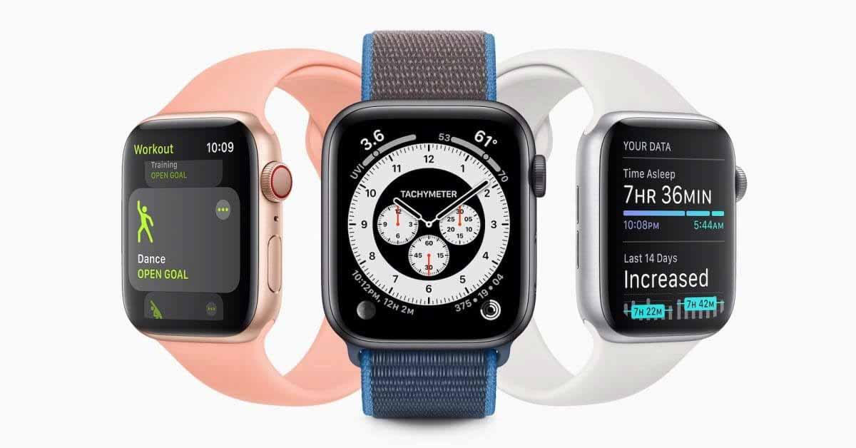 Apple выпускает watchOS 7.4.1 с улучшениями безопасности