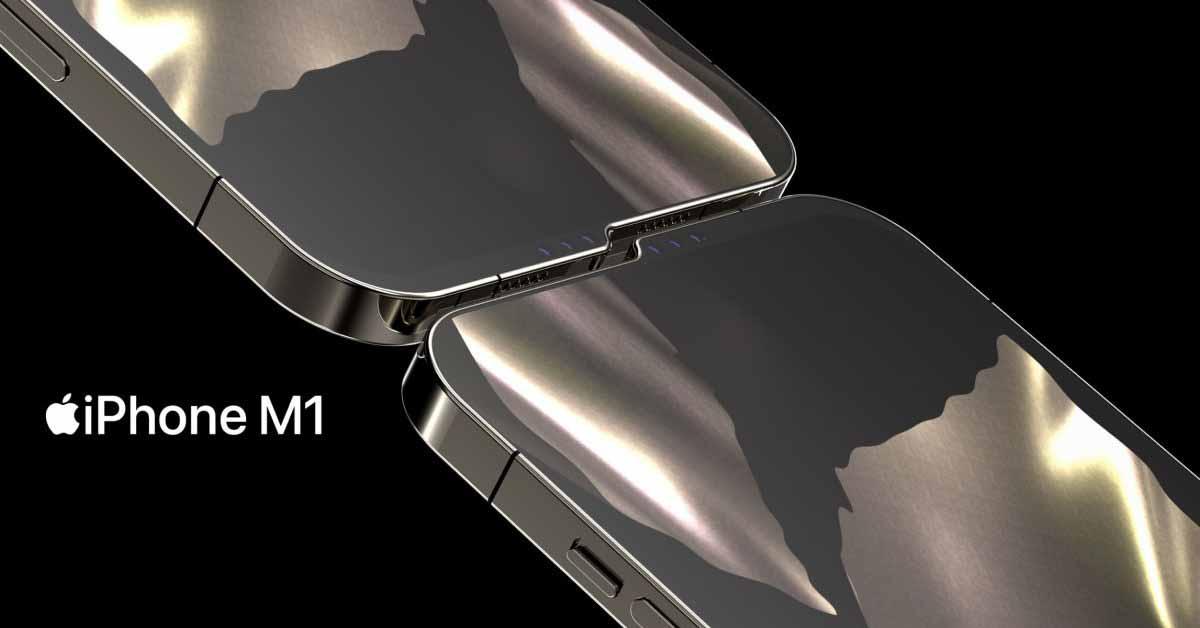 Concept представляет собой совершенно новый подход к ношению iPhone