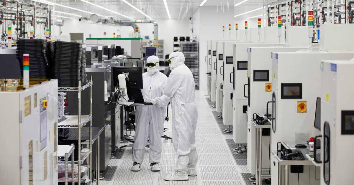 Фонд Apple Advanced Manufacturing Fund выделяет 410 миллионов долларов на II-VI,