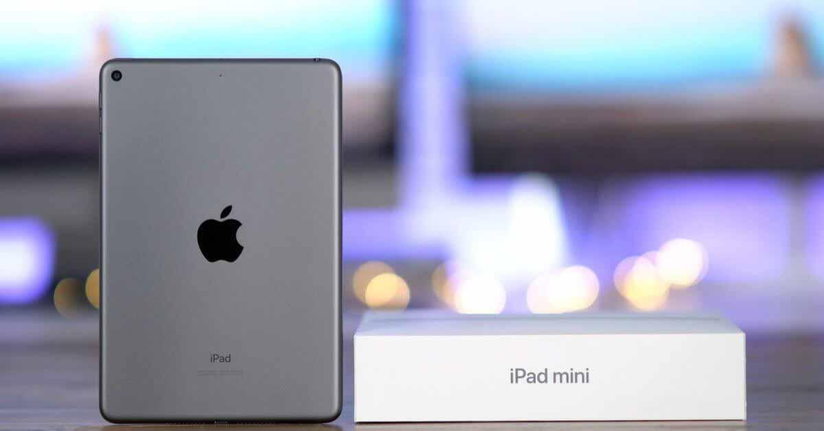Куо: Новый iPad mini появится позже в этом году