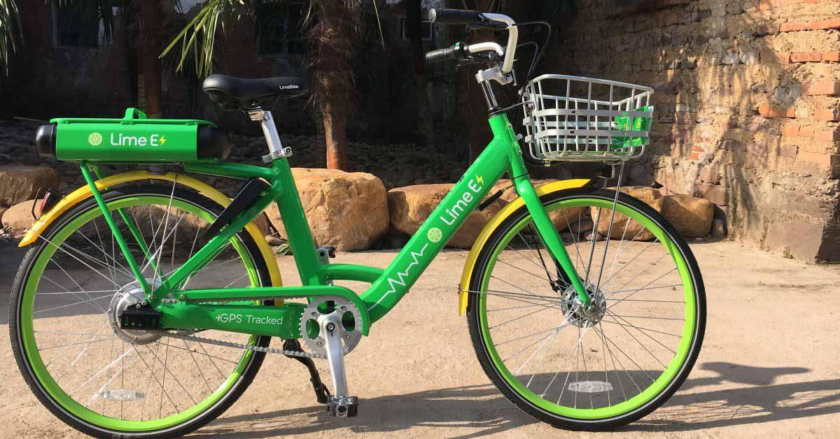 Lime Prime позволяет резервировать велосипеды без комиссии за разблокировку.