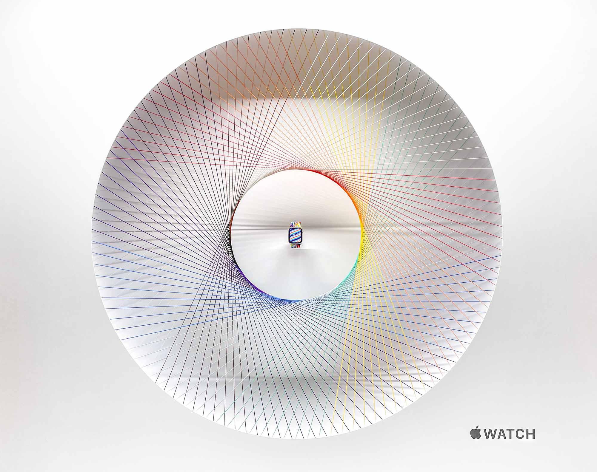 Apple Watch Pride Edition Edition Avenue