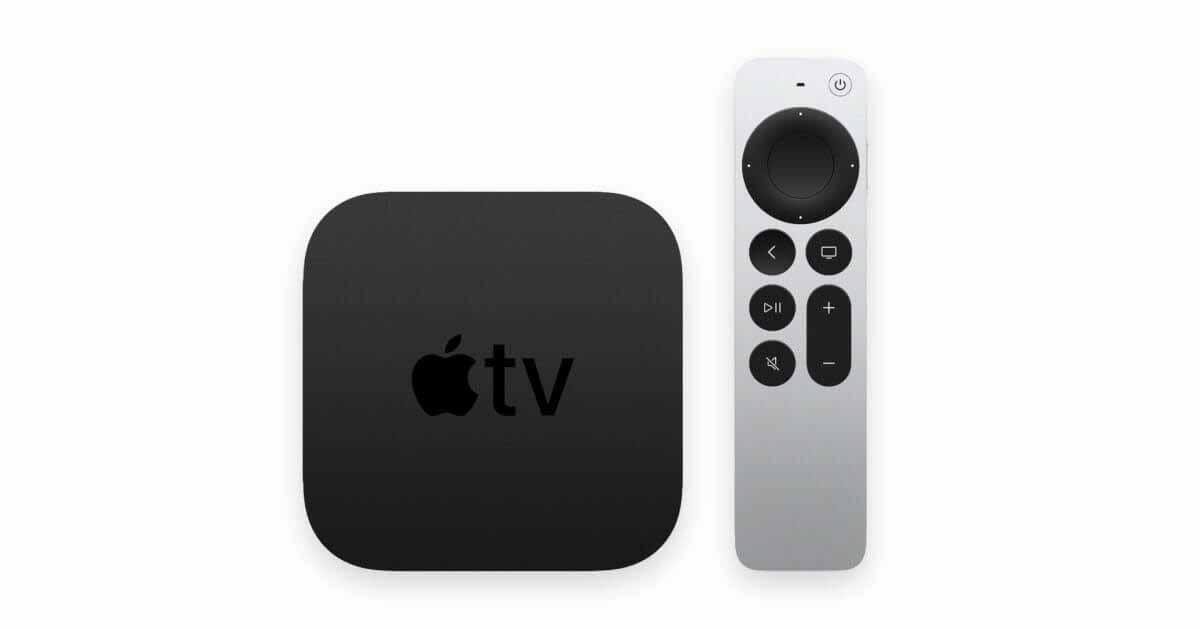 Теперь вы можете предварительно заказать новый Apple TV 4K и обновленный пульт Siri Remote.
