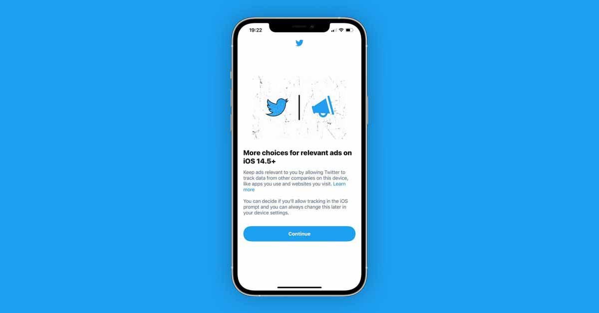Twitter начинает предлагать пользователям iOS включить отслеживание приложений