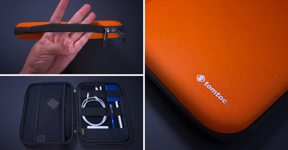 Увеличьте объем памяти с новым чехлом tomtoc PadFolio для iPad [Video]
